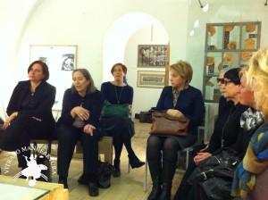 """Galerijoje """"Vitražo manufaktūra"""" įvyko knygos pristatymas"""