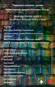 Tarptautinis seminaras - paroda